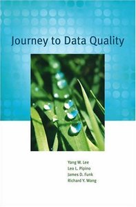 Journey to Data Quality (Hardcover)-cover