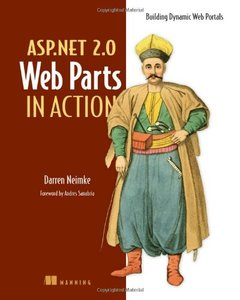 ASP.Net 2.0 Web Parts in Action: Building Dynamic Web Portals-cover