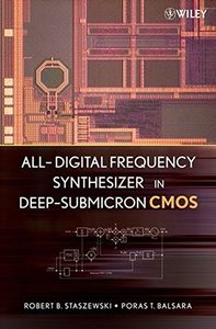 All-Digital Frequency Synthesizer in Deep-Submicron CMOS (Hardcover)-cover