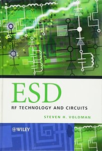 ESD : RF Technology and Circuits (Hardcover)-cover