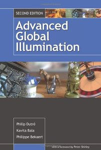 Advanced Global Illumination, 2/e (Hardcover)-cover