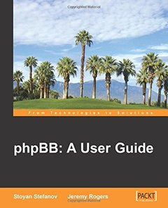 phpBB: A User Guide-cover