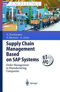 Supply Chain Management Based on SAP Systems-cover
