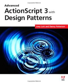 Advanced ActionScript 3 with Design Patterns (Paperback)-cover