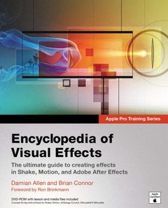 Apple Pro Training Series : Encyclopedia of Visual Effects (Paperback)-cover