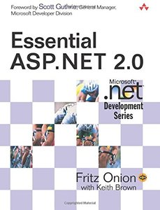 Essential ASP.NET 2.0, 2/e-cover