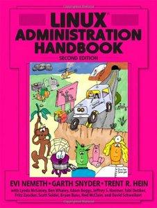 Linux Administration Handbook, 2/e (Paperback)-cover