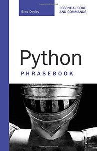 Python Phrasebook (Paperback)-cover