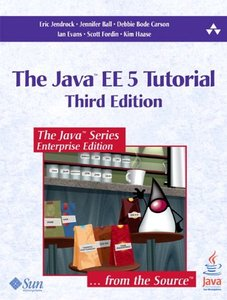 The Java EE 5 Tutorial, 3/e-cover