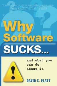 Why Software Sucks...and What You Can Do About It-cover