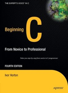 Beginning C: From Novice to Professional, 4/e-cover