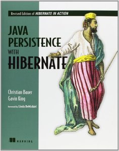 Java Persistence with Hibernate (Hardcover)-cover