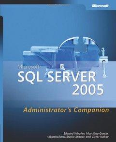 Microsoft SQL Server 2005 Administrator's Companion (Hardcover)-cover