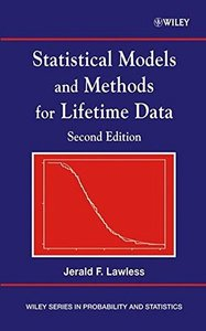 Statistical Models and Methods for Lifetime Data, 2/e-cover