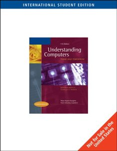 Understanding Computers: Today and Tomorrow, 11/e, Comprehensive(美國版ISBN: 1418860557)