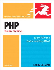 PHP for the World Wide Web, 3/e (Paperback)-cover