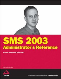 SMS 2003 Administrator's Reference: Systems Management Server 2003-cover