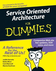 Service Oriented Architecture For Dummies-cover