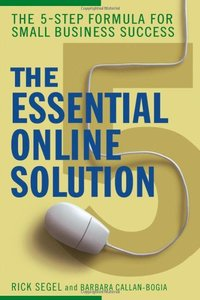 The Essential Online Solution: The 5-Step Formula for Small Business Success-cover