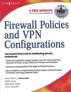 Firewall Policies and VPN Configurations-cover