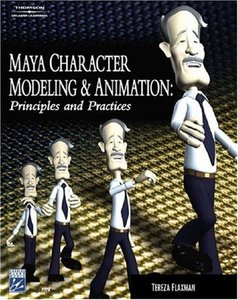 Maya Character Modeling and Animation-cover