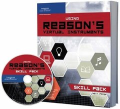 Using Reason's Virtual Instruments: Skill Pack (Paperback)-cover
