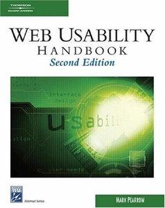 Web Usability Handbook, 2/e-cover