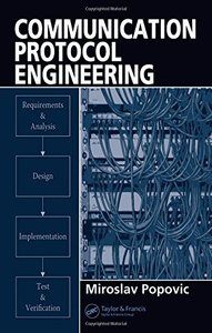 Communication Protocol Engineering (Hardcover)-cover