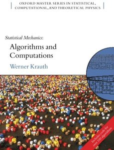 Statistical Mechanics: Algorithms and Computations (Paperback)-cover