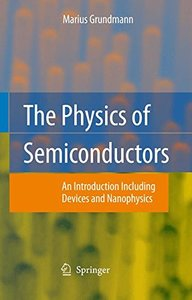 The Physics of Semiconductors: An Introduction Including Devices and Nanophysics (Hardcover)-cover