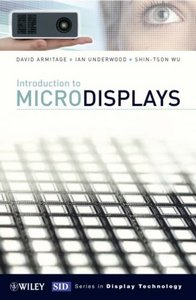 Introduction to Microdisplays (Hardcover)