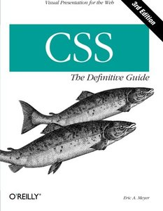 CSS: The Definitive Guide, 3/e (Paperback)-cover