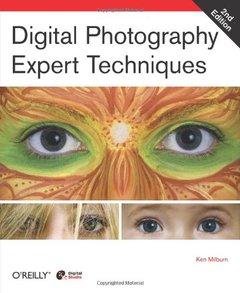 Digital Photography: Expert Techniques, 2/e (Paperback)-cover
