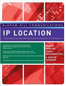 IP Location (Hardcover)-cover