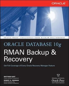 Oracle Database 10g RMAN Backup & Recovery (Paperback)-cover