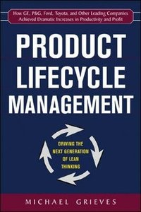 Product Lifecycle Management: Driving the Next Generation of Lean Thinking-cover