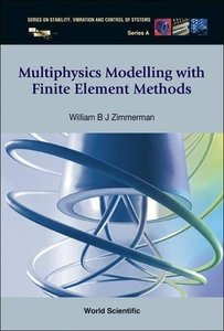 Multiphysics Modeling With Finite Element Methods (Hardcover)-cover