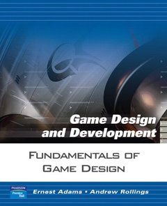 Fundamentals of Game Design (Paperback)-cover