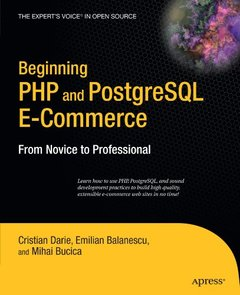 Beginning PHP and PostgreSQL E-Commerce: From Novice to Professional-cover