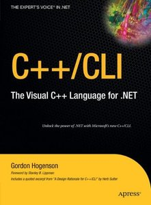 C++/CLI: The Visual C++ Language for .NET-cover