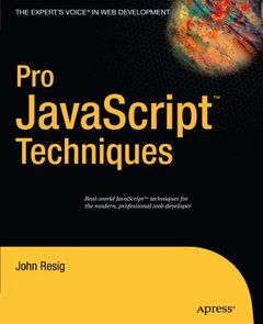 Pro JavaScript Techniques-cover