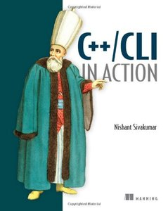 C++/CLI in Action (Paperback)-cover