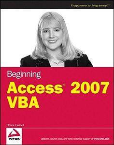 Beginning Access 2007 VBA-cover