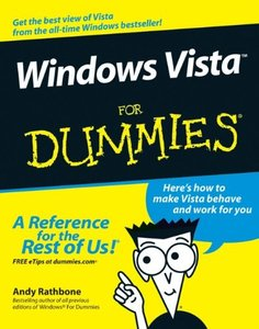 Windows Vista For Dummies-cover