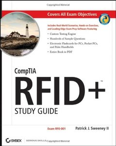 CompTIA RFID+ Study Guide (Exam RF0-101)-cover