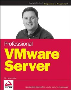 Professional VMware Server (Paperback)-cover