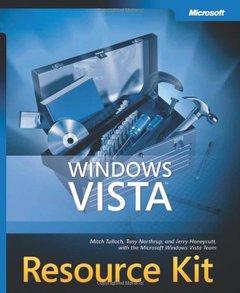 Windows Vista Resource Kit (Paperback)-cover