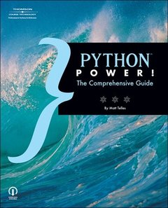 Python Power!: The Comprehensive Guide-cover