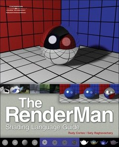 The RenderMan Shading Language Guide-cover