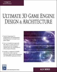 Ultimate 3D Game Engine Design & Architecture-cover
